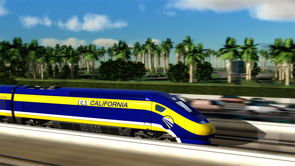 DeWalt Corporation, High Speed Rail, Optimism, and Reality