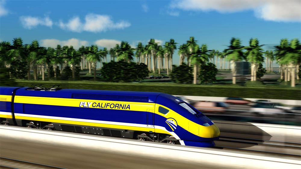 DeWalt Corporation, High Speed Rail, Optimism, and Reality